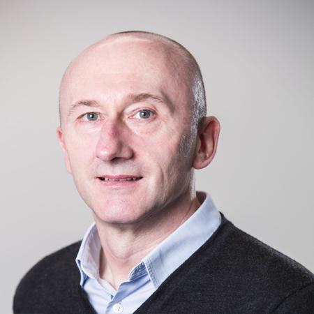 Photo of Professor Anthony Scott