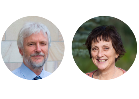 Photos of Professor Paul Glasziou and Professor Rachelle Buchinder