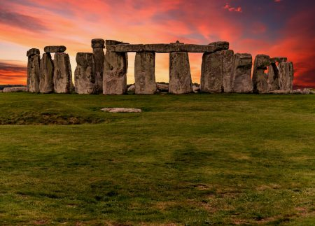 Stonehenge: Picture by John Nail